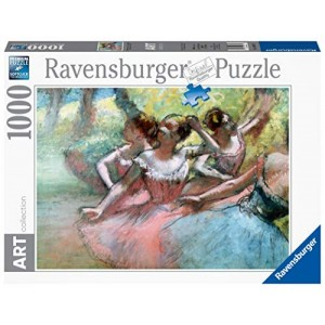 Puzzle bailarinas cuadro 4 bailarinas Edgar 1000 piezas
