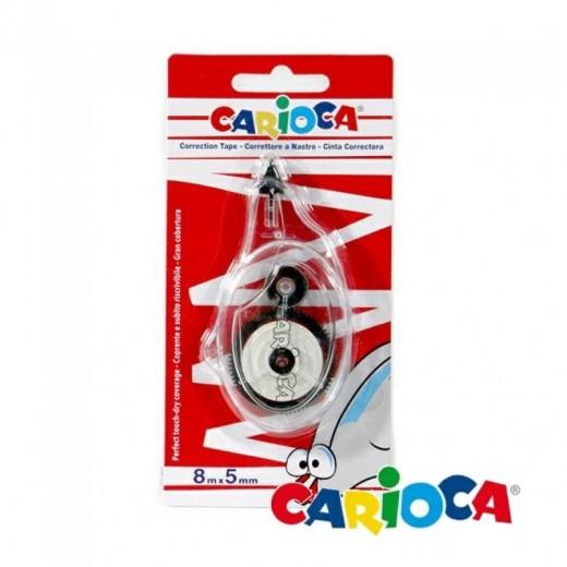 Cinta correctora Tipex corrector de boli Carioca tachaboli Nuevas Typex