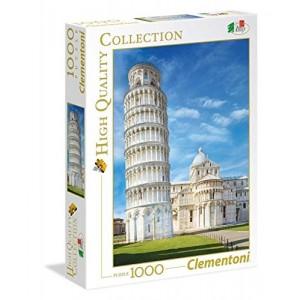 Puzzle de la torre de Pisa de 1000 piezas Italia