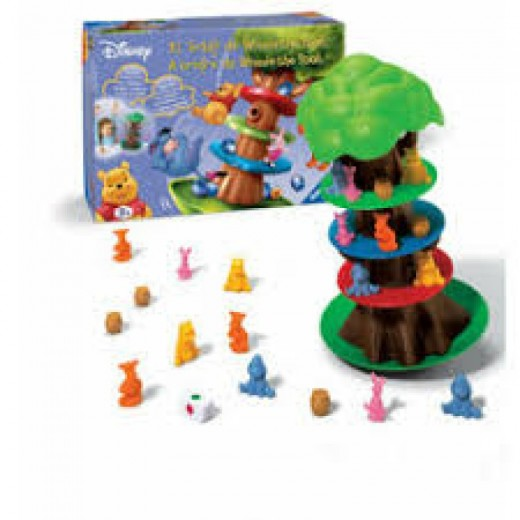 Juego de niños El Arbol De Winnie the Pooh trepa por el arbol sin caerte