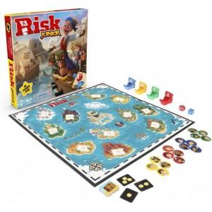 Juego Risk Junior juego de mesa de conquistar islas para niños