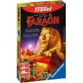 Juego de mesa Faraón versión viaje encuentra los tesoros de las pirámides