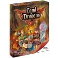 Juego de Mesa Land of Dragons divertido para niños y mayores dragones