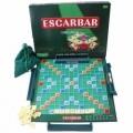 Juego de mesa Escarbar original juego para formar palabras con fichas de letras
