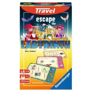 Juego de mesa Escapar del laberinto escape the labyrinth versión viaje