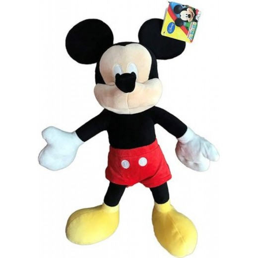 Peluche de Mickey Mouse Disney miki mediano de 28cm original raton