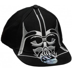 Gorra darth Vader de Star Wars bordada con visera HipHop xXx StandRebellion