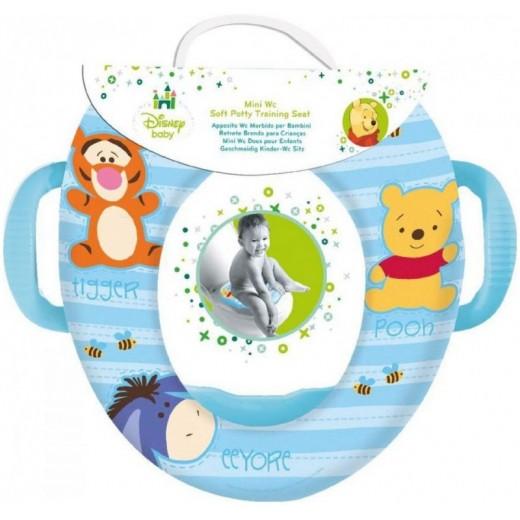 Reductor de taza de winnie the pooh Azul vater para niños adaptador con asas