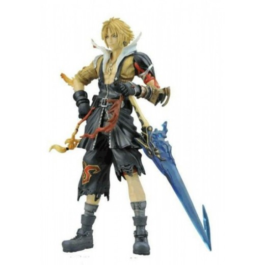 Figura de Tidus Final Fantasy Dissidia Trading Arts vol 1 13 cm Square Enix