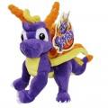 Peluche de Spyro el Dragon del juego de play station 27 cm de largo