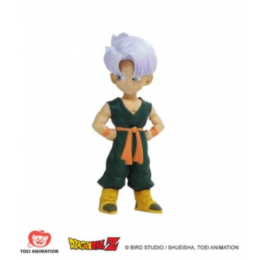 Figura de Dragon ball Z del personaje de Kid Trunks 7,5 cm de calidad