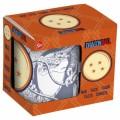 TAZA de cerámica Dragon ball con caja edición limitada 320 ml con caja