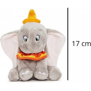 Peluche de Dumbo Disney 17cm muñeco de elefante de la pelicula Original Famosa