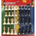 Ajedrez Figuras para ajedrez fichas para jugar a juego de ajedrez plastico
