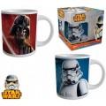 Taza de Star Wars Stormtrooper o Darth vader de cerámica 240 ml