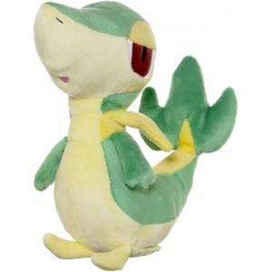 Peluche Interactivo de Pokemon Snivy 28 cm Grande en caja