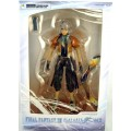Figura de Final Fantasy XIII de personaje Hope Esth Play Arts en caja 23 cm