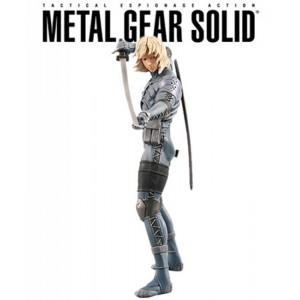 Figura de Raiden personaje Metal Gear Solid 2 edición limitada 20 Anivesario