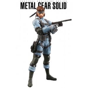 Figura de Snake (Big Boss) Metal Gear Solid 2 edición limitada 20 Anivesario