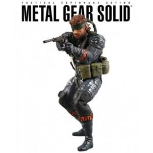 Figura de Snake (Big Boss) Metal Gear Solid 3 edición limitada 20 Anivesario
