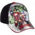 Gorra vengadores talla infantil con visera niños Marve Avengers varios modelos