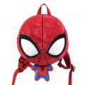 Mochila pequeña de Spiderman para guarderia 3d de peluche spider-man