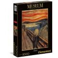 Puzzle de El Grito de Munch de 1000 piezas
