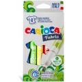 6 Rotulares de Textil placha colores para ropa permanente resistente al lavado