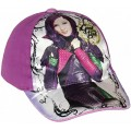 Gorra de Descendientes Rosa con visera Descendants Infantil