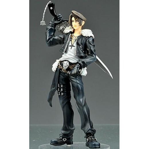 Figura de Squall Leonheart Final Fantasy Dissidia Play Arts Nueva en Blister