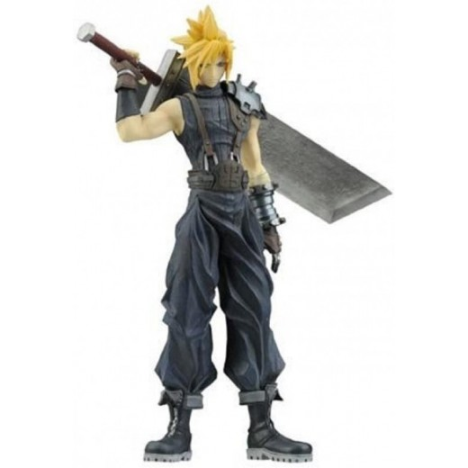Figura de Cloud Final Fantasy Dissidia Play Arts Personjae Nuevo en Blister
