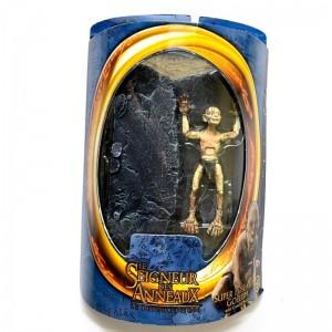 Figura de Gollum Smeagol El señor de los anillos escalador con rocas