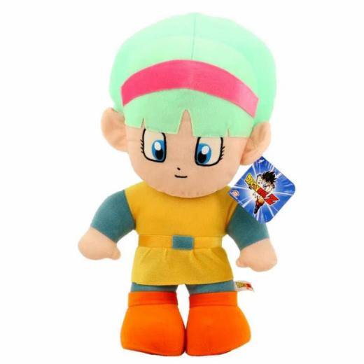 Peluche de Bulma de Dragon Ball Z 30 CM Nuevo con Etiquetas chica madre Goku