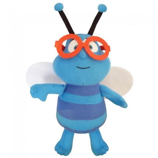 Peluches de personajes de la abeja malla de 25 cm profesora willy Barry