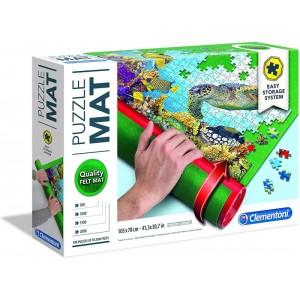Tapete para guardar puzzle enrollable mantel para consevar puzzle hasta 2000 pz