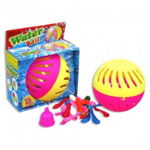 Bola Splash para globos de agua se rompen y exploran los globos 42 globos