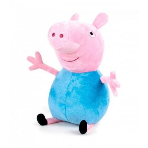 Peluche de George Pig muñeco Jorge 20 cms Hermano de Peppa pig Azul