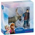 Figuras de Frozen Kristoff y Sven reno Bullyland 13062 PVC kristof