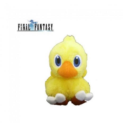 Mini Peluche de Chocobo de Final Fantasy 7,5 cm para llavero