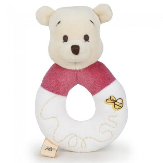 Sonajero peluche de Winnie the Pooh Disney Baby soft varios modelos