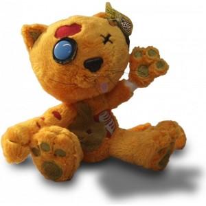 Peluche Zombie Gato Fluffenrot Zombie Cat Creepy cuddlers II