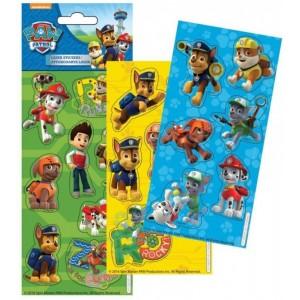 Stickers Pegatinas de la patrulla canina perritos paw patrol en color