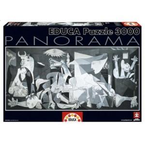 Puzzle del Guernica de 3000 piezas grande cuadro de Pablo Picasso