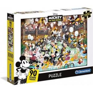 Puzzle de Disney Mickey Mouse de 1000 piezas Gala 90 aniversario