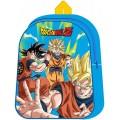 Mochila de Dragon Ball Z Super Son goku 31cm Super saiyan guerrero