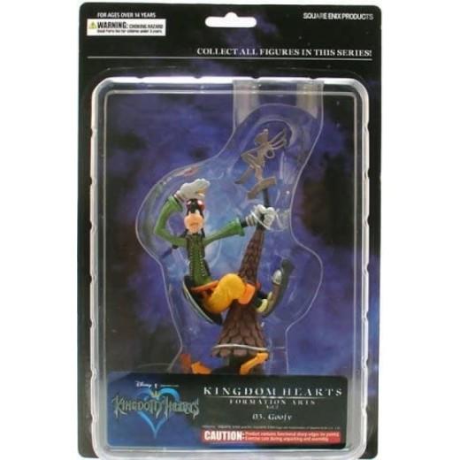 Figura de Goofy de Kingdom Hearts Serie 2 en Isla en Blister