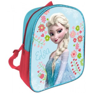 Mochila de Frozen de princesa Elsa de Hielo mini mochila Guarderia preescolar