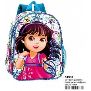 Mochila de Dora la exploradora pequeña infantil guarderia 28 cm