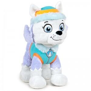 Peluche de Everest perrito de la patrulla canina esquimal 28 cm