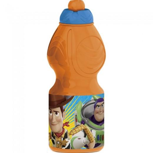 Botella Cantimplora Toy Story 4 con bebedor Sport Naranja Buzz 400ml